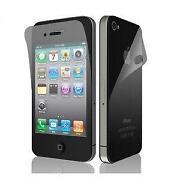 iPhone 4 Folie Matt