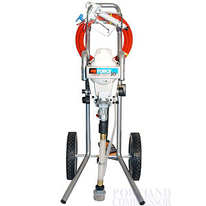 wagner spraytech proforce 30 airless paint sprayer pf30 ebay