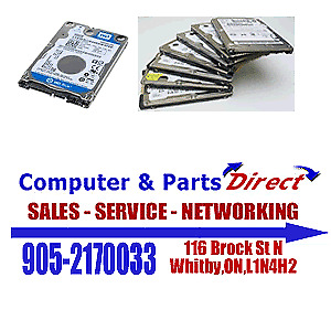 500GB Used Laptop Hard Drives 1 Week Warranty