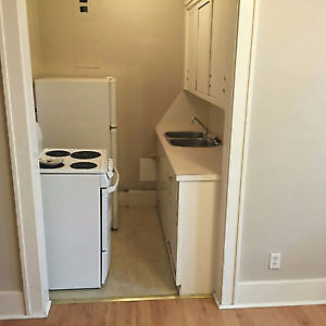 Share a 1 bedroom apartment in downtown