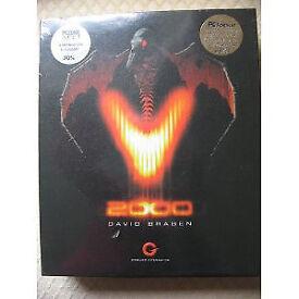 V2000 - David Braben PC Game