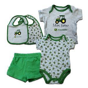 cb90bc3ce81 John Deere Baby Clothes