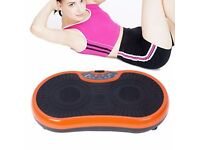 BTM VIBRATION AND MASSAGE FITNESS PLATE