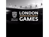 London Anniversary Games 2017