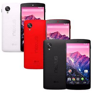In search of a Google Nexus 5