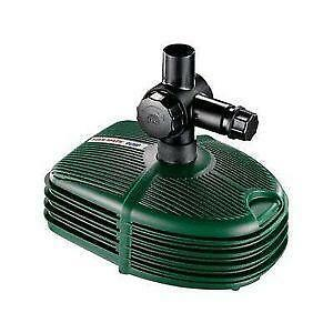 Fish pond pumps ebay for Garden pond pump filters
