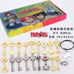 Fairy Tail Keys
