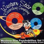 Western Star Psychobillies, Vol. 1--CD