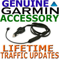 Garmin GPS OEM Car Charger with Traffic Report GTM25,35,26,36