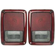 Jeep Wrangler LED Tail Lights
