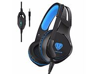 Gaming Headset with Mic for New Xbox One S, PS4,Nintendo Switch,PC