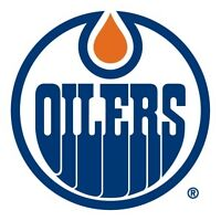2-8 Edmonton Oilers Seats for Every Home Game