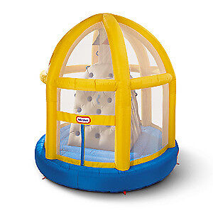 Little Tykes Inflatable Climbing bounce house