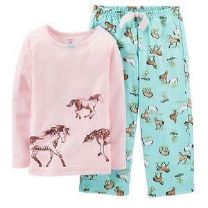 Carters pajamas baby amp toddler clothing ebay