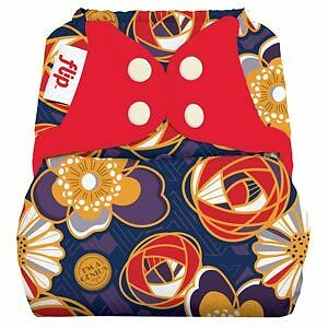 Flip Day Pack - Cloth Diapers for the Day! Strathcona County Edmonton Area image 10