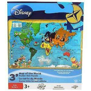 World Map Puzzle Kijiji Free Classifieds In Ontario