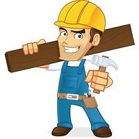 Handyman Available (24/7) - Drywall, Backsplash, Painting.