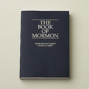 The Book of Mormon -Another testament of Jesus Christ-