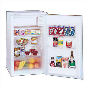 Shop repairs available on compact frig, keg frig, wine coolers