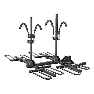 tray style bike rack, or pair of side-arm style roof units