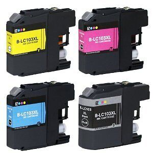 Compatible Ink for Brother LC103 (Each Color)