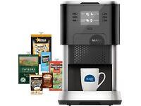 Flavia Creation 500 Coffee &a Hot Drinks Machine, Office Barista Brand New with Warranty !!!
