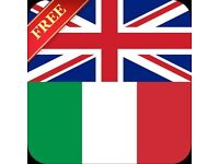 Hello everyone!Would you like to learn Italian for free?