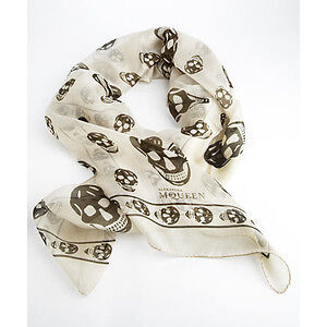 100% Authentic Alexander McQueen Scarf