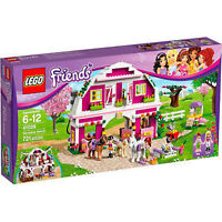 Lego Friends collectibles  completely assembled (Like New!)