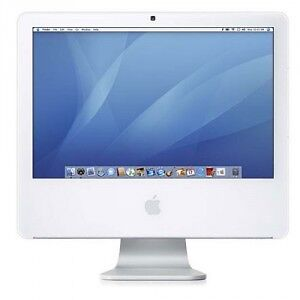 iMac A1207 20/2.16/128VRAM/2x1GB for parts