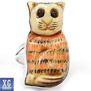 Carved Bone Ring