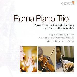 Piano Trios (Roma Piano Trios) CD NEU