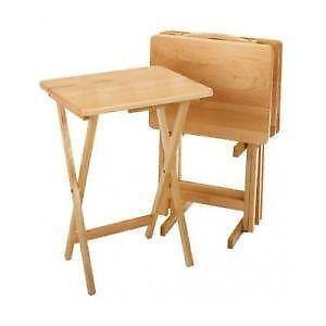 Wood Tv Trays