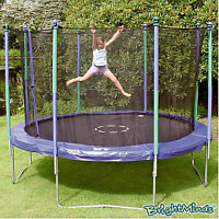Outdoor Trampoline with safety net