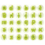 Stempelset Buchstaben