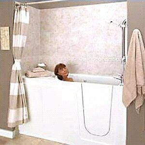 WALK-IN TUB GREAT CONDITION London Ontario image 1