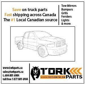 Dodge Save on New Replacement Truck Parts North Shore Greater Vancouver Area image 2