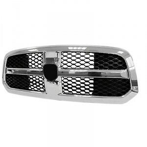 NEW DODGE RAM 2013-16 GRILLE PAINT TO MATCH London Ontario image 2