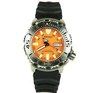 Seiko SKX781 Orange Monster Watch d642cebcc