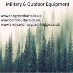 Military & Outdoor Equipment