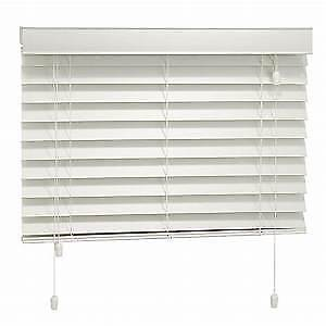 "2"" Faux Wood Horizontal Blinds"