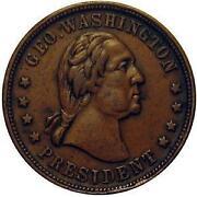 George Washington Token