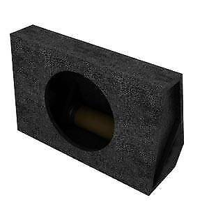 BRAND NEW SLIMLINE 12 INCH SUB WOOFER PORTED ENCLOSURE BOX