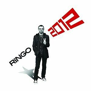 Ringo Starr - Ringo 2012 (NEW CD)