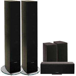 Yamaha Receiver with precision acoustic speakers