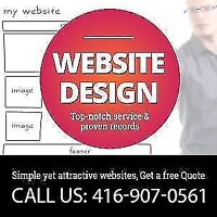 High Quality WordPress Website Design Developer & Designer