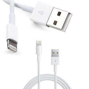 iPhone lightning cables