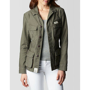 5 Easy Ways to Style A Woman&39s Military Jacket | eBay