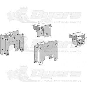 Pullrite brackets for Dodge Ram