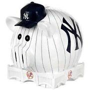 Yankees Piggy Bank